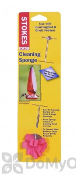 Hiatt Manufacturing Cleaning Sponge For Hummingbird and Oriole Feeders (38123)