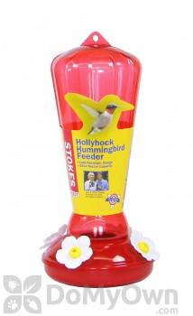 Hiatt Manufacturing Hollyhock Hummingbird Feeder 25 oz. (38104)