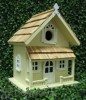 Home Bazaar Victorian Cottage Bird House (HB9001)