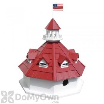 Home Bazaar Annapolis Lighthouse Bird House (HB9069)