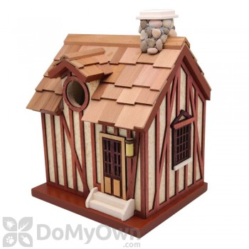 Home Bazaar Guest Cottage Bird House (HBK1004)