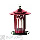 Homestead Garden Arch Jolly Pop Red Bird Feeder (3720)