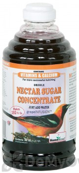 Homestead Grape Infused Oriole Nectar Sugar Concentrate (4390)