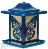 Homestead Electric Blue Monarch Bird Feeder 5.5 lb. (4462)