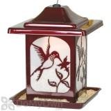 Homestead Hummingbird Design Bird Feeder 5.5 lbs. (4622)