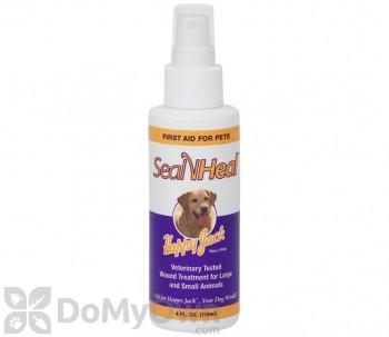 Happy Jack Seal N Heal Liquid Bandage Spray