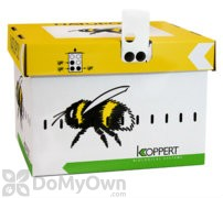 Koppert Natupol Class A Bumblebee Hive For 10,000 - 15,000 Sq Ft.