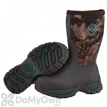Muck Boots Kids Rugged Mossy Oak Infinity Boot