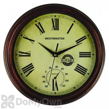 Luster Leaf York Clock (20052)
