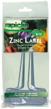 Luster Leaf Rapiclip Zinc Plant Labels 6 in. (4 pack)