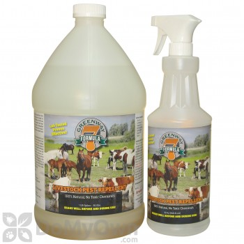 Greenway Formula 7 LiveStock Pest Repellent