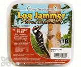 Pine Tree Farms Log Jammer Peanut Suet Bird Food Pack (3 x 9.4 oz) (5002)