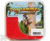 Pine Tree Farms Log Jammers Hi Energy Suet Plugs Bird Food Pack (3 x 9.4 oz) (5001)
