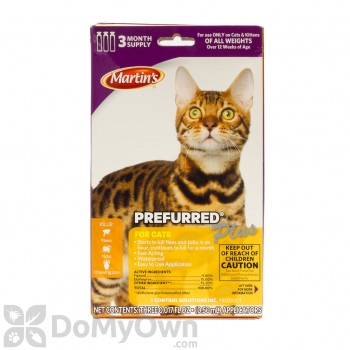 Martins Prefurred Plus for Cats