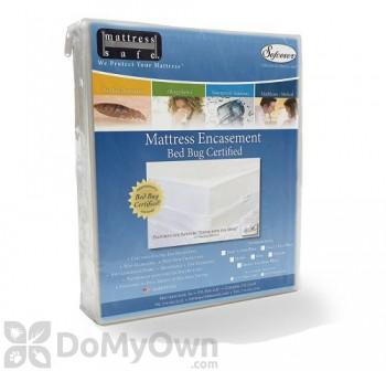 Mattress Safe Sofcover Superior Total Mattress Encasement - Twin Plus+