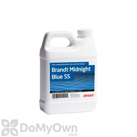 Brandt Midnight Blue SS Blue/Black Lake and Pond Colorant