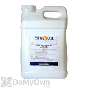Mite-E-Oil Insecticide-Miticide Spray