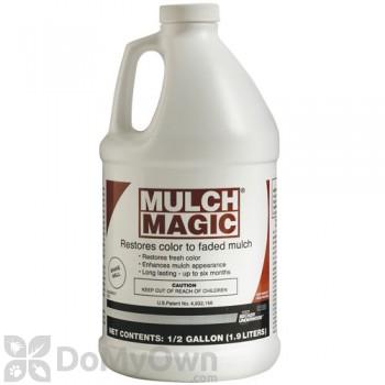 Mulch Magic - Bright Brown