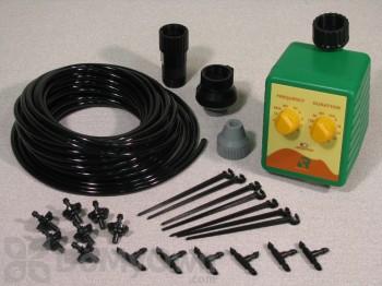 My Garden Post Drip Irrigation System