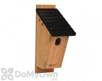 Natures Way Bamboo Bluebird Peterson Bird House (BWH5)