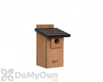 Natures Way Bamboo Bluebird with Viewing Window Bird House (BWH4)