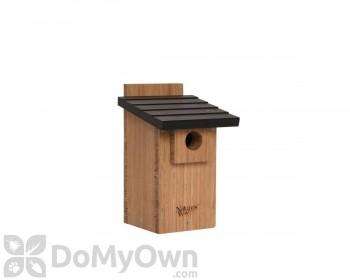 Natures Way Bamboo Bluebird with Viewing Window Bird House (BWH4)