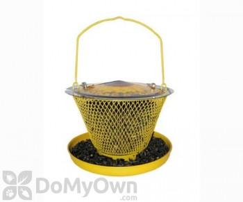 No / No Feeder Single Designer Sunflower Bird Feeder with Tray 2.5 lb. (388CS)