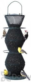 No / No Feeder Green Five Tier Bird Feeder 5 lb. (G500332)