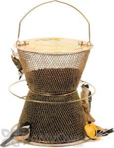 No / No Feeder Hourglass Bird Feeder 6 lb. (HG00310)