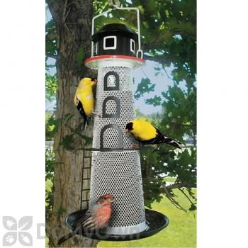 No / No Feeder Solar Lighthouse Bird Feeder 1.5 lb. (LH00355)