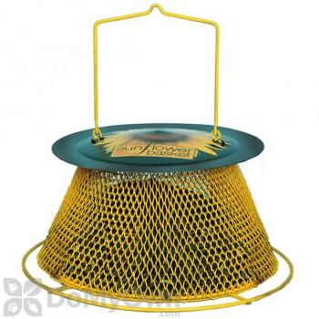 No / No Feeder Sunflower Basket Bird Feeder 2 lb. (SB00316)