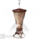 Opus Squirrel Proof Bird Feeder with Shelter 3.5 lbs. (5109)