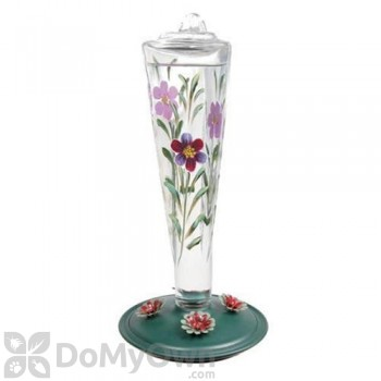Opus Violet Meadow Hummingbird Feeder 8 oz. (8111)