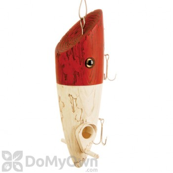 Outside Inside Vintage Lure Bird Seed Feeder (99815)