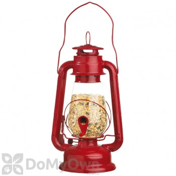 Outside Inside Hurricane Lantern Bird Feeder 5.5 in. (99807)
