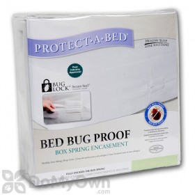 Protect-A-Bed Box Spring Encasement - Twin