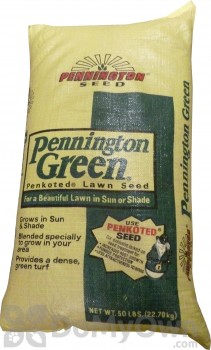 Pennington Green Penkoted Lawn Seed 50 lb. (00533)
