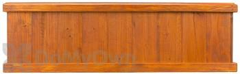Pennington Rustic Planter Box Heartwood