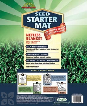 Pennington Netless Seed Mat 39 in. x 18 ft.