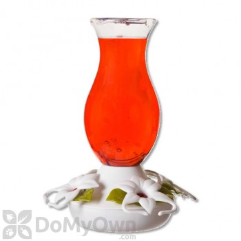 Perky Pet Plastic Funnel Fill Hummingbird Feeder 16 oz. (1623)