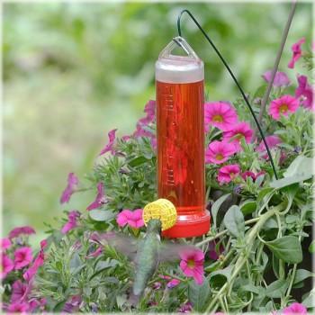 Perky Pet Basket Planter Hummingbird Feeder 3 oz. (215)