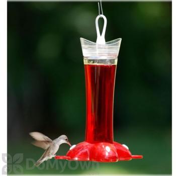 Perky Pet Deluxe Rose Petal Hummingbird Feeder 12 oz. (279)