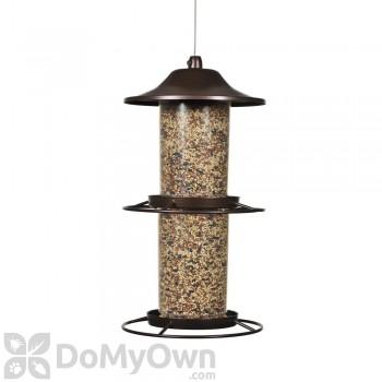 Perky Pet Panorama Bird Feeder 4.5 lb. (325S)