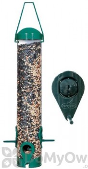 Perky Pet Assembled Sierra Bird Feeder 1.8 lb. (3261)