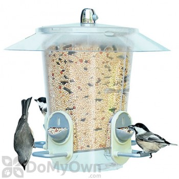Perky Pet Metro Seed Bird Feeder 2.25 lb. (733)