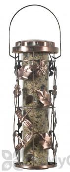 Perky Pet Copper Garden Bird Seed Feeder 11.5 in (550)