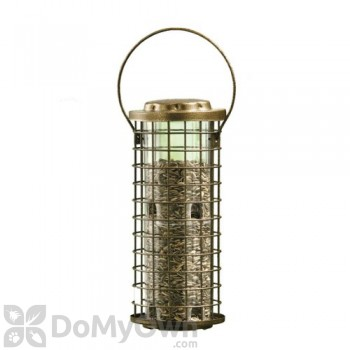 Perky Pet Squirrel Stumper Bird Feeder 13 in. (114)