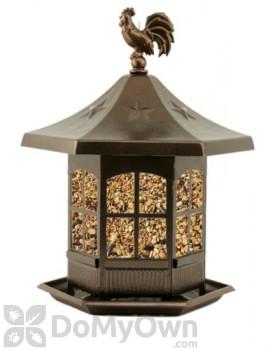 Perky Pet Wild Bird Cupola Bird Feeder 2 lb (H04)