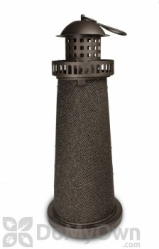 PineBush Lighthouse Finch Bird Feeder 5 in. (PINE10759)