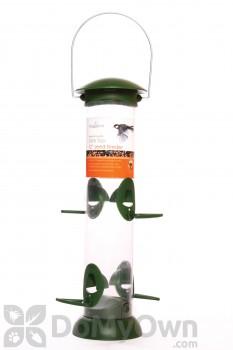 PineBush Click Top Seed Bird Feeder 12 in. (30414)